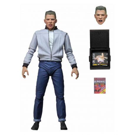 Retour vers le futur figurine Ultimate Biff Tannen Neca