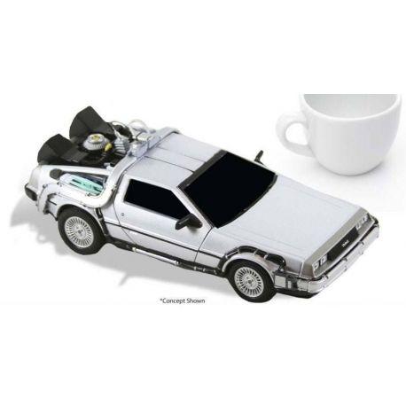 Retour vers le futur Time Machine DeLorean Neca