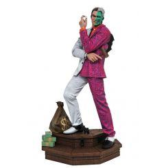 DC Comic Gallery statuette Two-Face Diamond Select