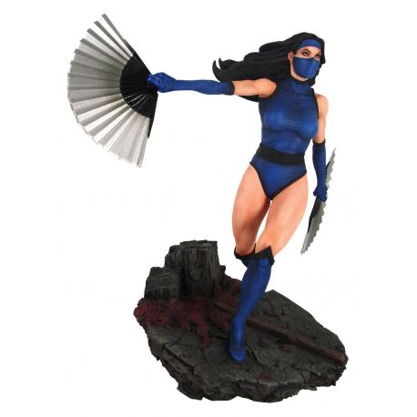 Mortal Kombat 11 Gallery statuette Kitana Diamond Select