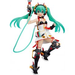 Hatsune Miku GT Project figurine Figma Racing Miku 2020 Ver. Good Smile Racing