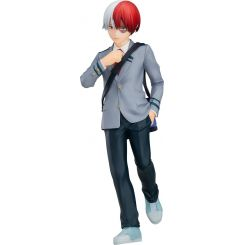 My Hero Academia statuette Pop Up Parade Shoto Todoroki Good Smile Company
