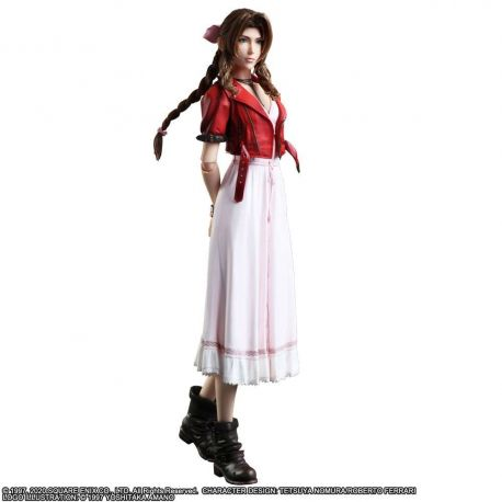 Final Fantasy VII Remake Play Arts Kai figurine Aerith Gainsborough Square Enix