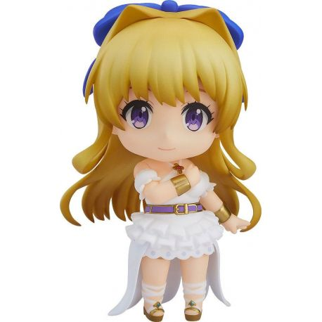 Cautious Hero The Hero Is Overpowered But Overly Cautious figurine Nendoroid Ristarte Good Smile Company