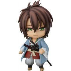 Hakuoki: Shinkai figurine Nendoroid Souji Okita Orange Rouge