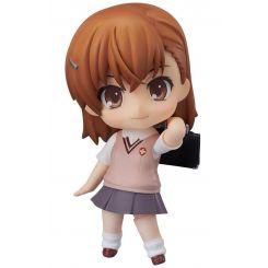 Toaru Kagaku no Railgun S figurine Nendoroid Mikoto Misaka Good Smile Company