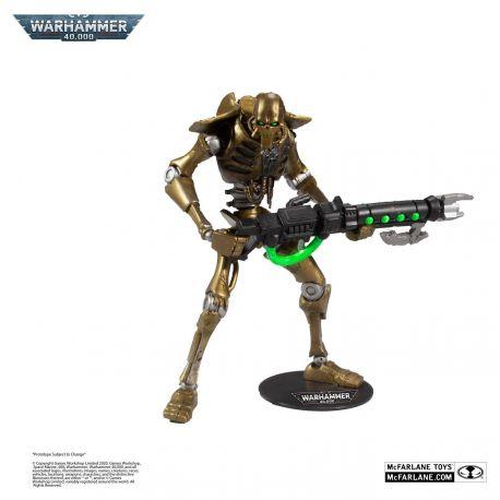 Warhammer 40k figurine Necron McFarlane Toys