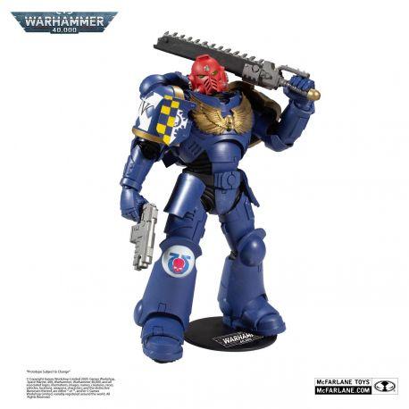 Warhammer 40k figurine Space Marine McFarlane Toys