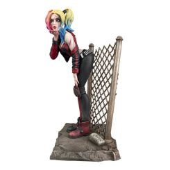 DC Comic Gallery statuette DCeased Harley Quinn Diamond Select