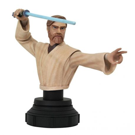 Star Wars The Clone Wars buste 1/7 Obi-Wan Kenobi Gentle Giant