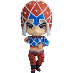 Jojo's Bizarre Adventure Golden Wind figurine Nendoroid Guido Mista Medicos Entertainment