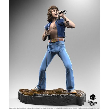 Bon Scott statuette Rock Iconz Limited Edition Knucklebonz