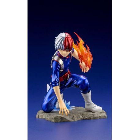 My Hero Academia statuette ARTFXJ 1/8 Shoto Todoroki Limited Color ver. Kotobukiya