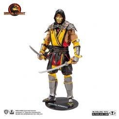Mortal Kombat 11 figurine Scorpion McFarlane Toys