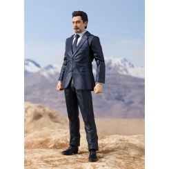 Iron Man figurine S.H. Figuarts Tony Stark (Birth of Iron Man) Bandai Tamashii Nations