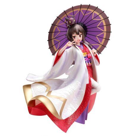 Kono Subarashii Sekai ni Shukufuku wo! statuette 1/7 Megumin Shiromuku Ver. Furyu
