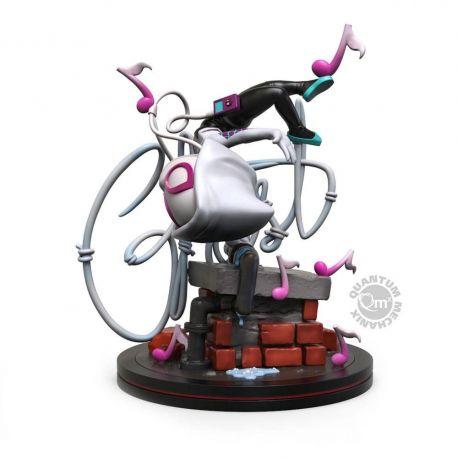 Marvel figurine Q-Fig Elite Ghost-Spider Quantum Mechanix