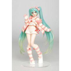 Vocaloid statuette Hatsune Miku Room Wear Ver. Taito