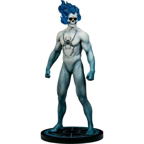 Marvel's Spider-Man statuette 1/10 Spider-Man Spirit Spider Suit Pop Culture Shock
