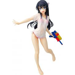 Rascal Does Not Dream of Bunny Girl Senpai statuette 1/7 Mai Sakurajima Water Gun Date Ver. Chara-Ani