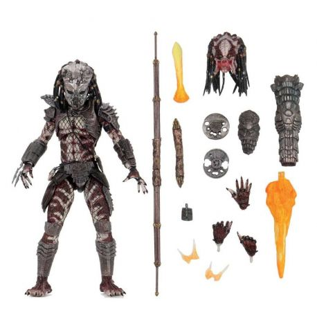 Predator 2 figurine Ultimate Guardian Predator Neca