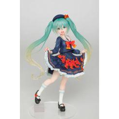 Vocaloid statuette Hatsune Miku 3rd Season Autumn Ver. Taito Prize