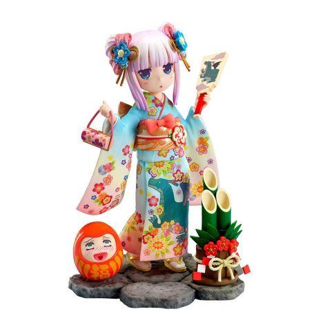 Kobayashi's Dragon Maid statuette 1/7 Kanna Finest Kimono Furyu