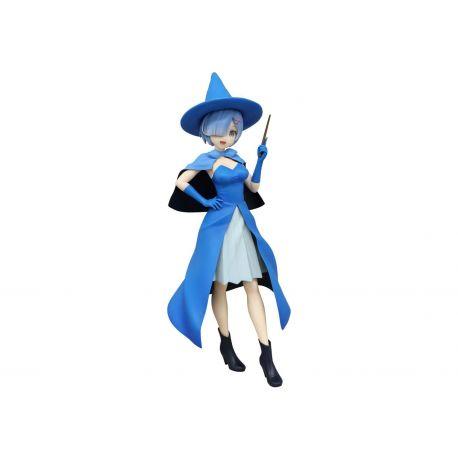 Re:ZERO SSS figurine Fairy Tale Rem Nemurihime Furyu