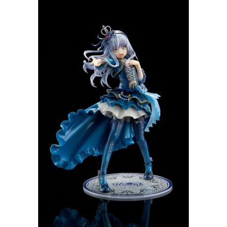 BanG Dream! Girls Band Party statuette 1/7 Minato Yukina from Roselia Limited Overseas Pearl Ver Bushiroad