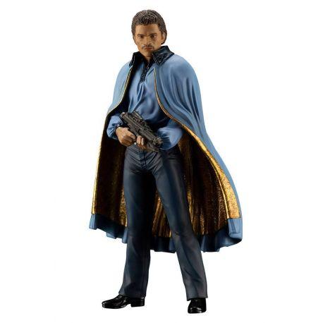 Star Wars Episode V statuette ARTFX+ 1/10 Lando Calrissian Kotobukiya