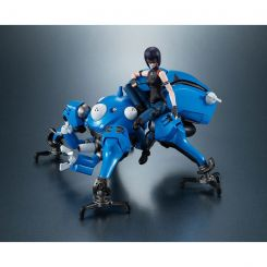 Ghost in the Shell Variable Action Hi-Spec figurines SAC_2045 Tachikoma & Kusanagi Motoko Megahouse