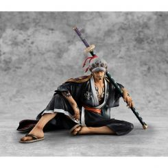 One Piece statuette POP Warriors Alliance Trafalgar Law Megahouse