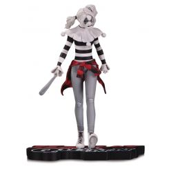 DC Comics Red, White & Black statuette Harley Quinn by Steve Pugh DC Direct