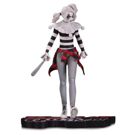 DC Comics Red, White & Black statuette Harley Quinn by Steve Pugh DC Direct