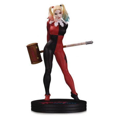 DC Cover Girls statuette Harley Quinn by Frank Cho DC Direct