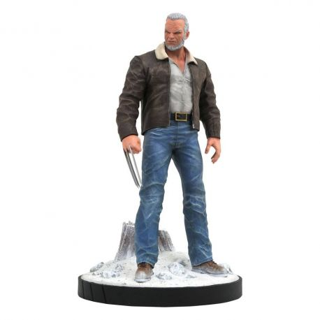 Marvel Comic Premier Collection statuette Old Man Logan Diamond Select