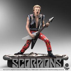 Scorpions statuette Rock Iconz Rudolf Schenker Limited Edition Knucklebonz