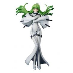 Code Geass Lelouch of the Rebellion statuette C.C. Union Creative
