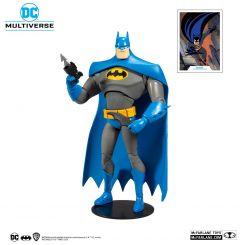 DC Multiverse Animated figurine Animated Batman Variant Blue/Gray McFarlane Toys