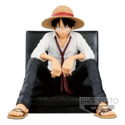 One Piece statuette Creator X Creator Monkey D. Luffy Banpresto