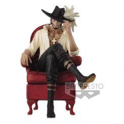 One Piece statuette Creator X Creator Dracule Mihawk Ver. A Banpresto