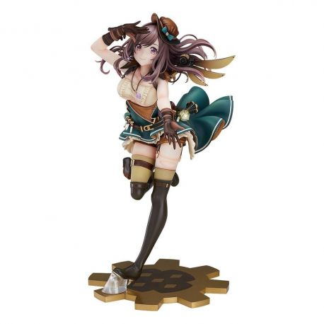 The Idolmaster Shiny Colors statuette 1/7 Kogane Tsukioka Face of Treasure Ver. Good Smile Company