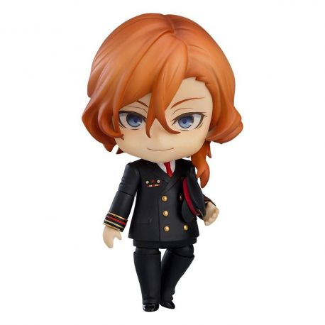 Bungo Stray Dogs figurine Nendoroid Chuya Nakahara Airport Ver. Orange Rouge
