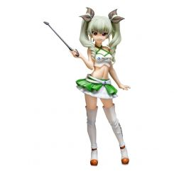 Girls und Panzer der Film x Pacific Racing Team statuette 1/5 Anchovy Race Queen Ver. Fots Japan