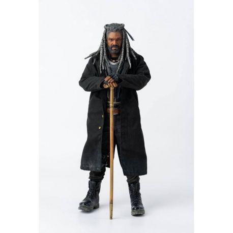 The Walking Dead figurine 1/6 King Ezekiel ThreeZero