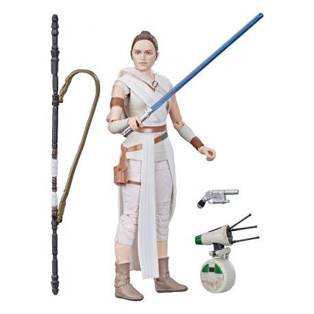 Star Wars Episode IX Black Series figurine 2019 Rey & D-O Hasbro