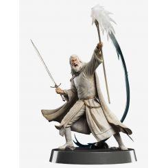 Le Seigneur des Anneaux Figures of Fandom statuette Gandalf le Blanc WETA Collectibles