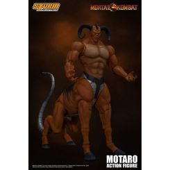 Mortal Kombat figurine 1/12 Motaro Storm Collectibles