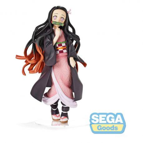 Demon Slayer: Kimetsu no Yaiba statuette Nezuko Kamado Sega Prize
