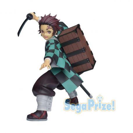 Demon Slayer: Kimetsu no Yaiba statuette Kamado Tanjiro Sega Prize